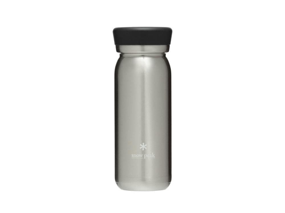 ├登山樂┤日本Snow Peak 不鏽鋼真空保溫瓶M型500 原色 # TW-501CL