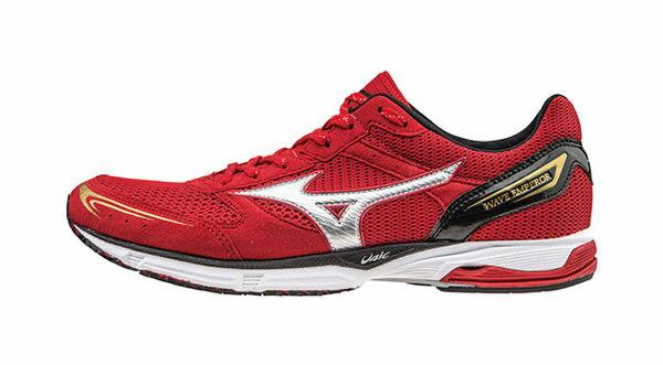[尋寶趣]MIZUNO WAVE EMPEROR WIDE 男鞋 慢跑 路跑 皇速 寬楦 輕量 J1GA167701