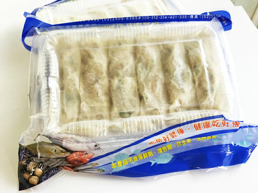 ◆ 台北魚市 ◆ 澎湖花枝蝦捲 290g