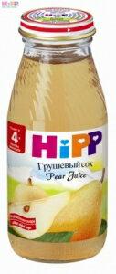 德國【HIPP 天然寶寶】天然果汁系列-西洋梨汁 (200ml*6入裝) - 限時優惠好康折扣