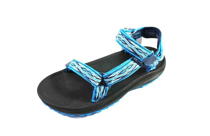 [陽光樂活]TEVA (男童) HURRICANE 2 中童 運動織帶涼鞋- TV110210CMWSB (海浪藍)