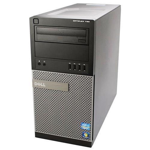 Dell Optiplex 790 Intel i5 3100 MHz 1TB 8192mb DVD ROM Windows 10  Professional 64 Bit Desktop Computer