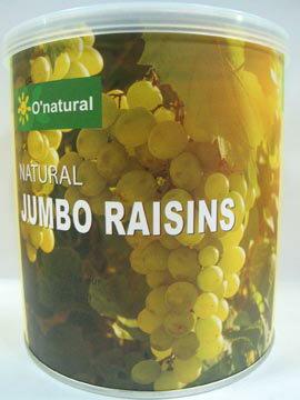 歐納丘~美國加州藤掛天然葡萄乾360公克/罐~限量~特惠中~