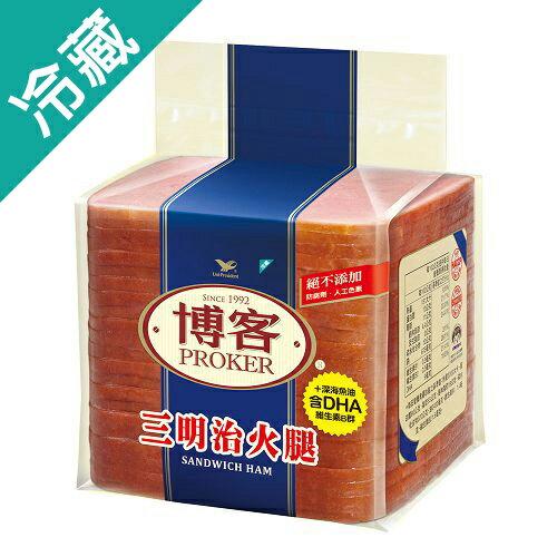 博客三明治火腿500g【愛買冷藏】