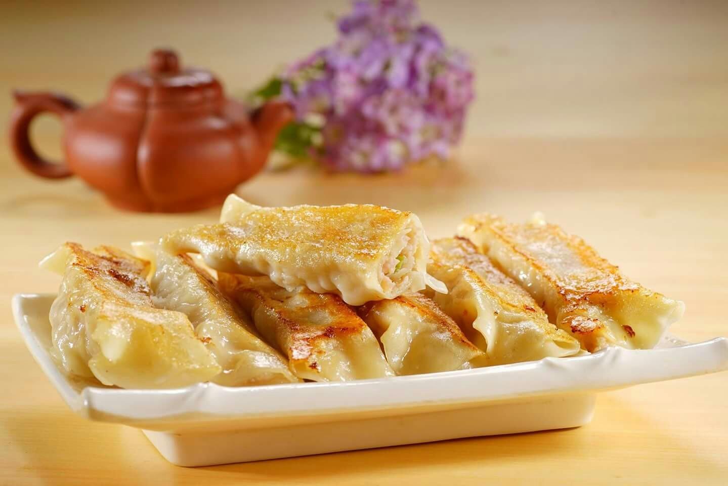 【大快食品】冰花鍋貼(高麗菜口味) 每包40入