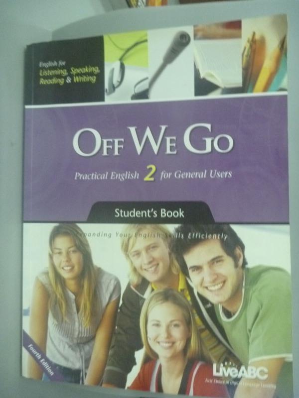 ~書寶 書T4/語言學習_YEH~Off We Go 2:Student #x27 s B
