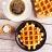 比利時鬆餅(10入)歐美最受歡迎甜點!外酥內軟,天然酵母發酵不加一滴水,吃得到珍珠糖的道地比利時鬆餅 1