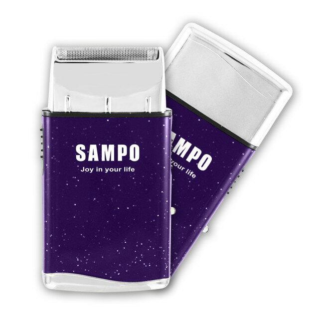 【聲寶 SAMPO】名片型單刀頭電鬍刀EA-Z1501L