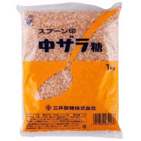 ★樂焙客☆原裝1kg【三井中雙糖Light Brown Crystal Sugar】★