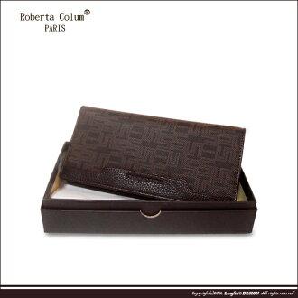 【Roberta Colum】諾貝達 雅痞幾何系列 長夾RM-28708