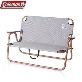 [Coleman]INDIGOLABEL輕鬆摺疊長椅胡桃木公司貨CM-32520