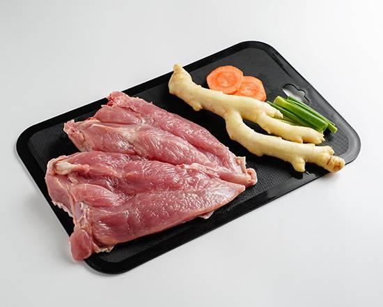 【好想你】台灣無毒精選放山土雞去骨雞胸肉(300公克)最佳低醣選擇,優質蛋白,無生長激素