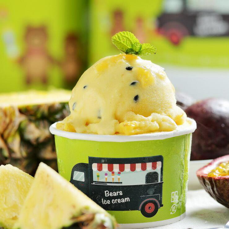 【14盒】冰淇淋熱賣超值組合(250g / 盒)❤️手工製作❤️ 夏天辦公室團購美食|伴手禮 |低脂消暑【倍爾思冰淇淋】▶全館滿699免運 4