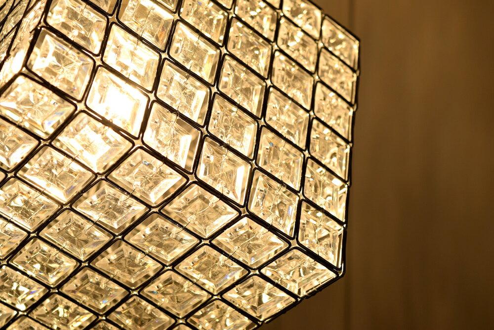 現代簡約菱形吊燈-BNL000105 6