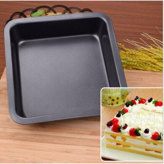 """""""廚匠烘焙"""" 正、 長方形烤盤披薩盤方形不沾烤盤 蛋糕模具 4"""