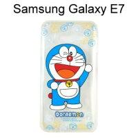 小叮噹週邊商品推薦哆啦A夢透明軟殼 [叮噹] Samsung E7000 Galaxy E7 小叮噹【正版授權】