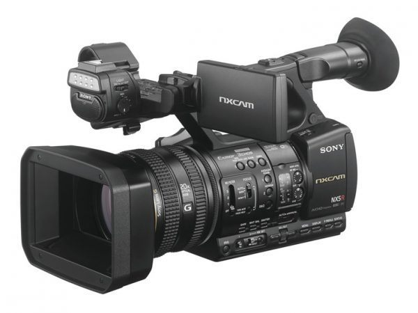 新博攝影器材:【新博攝影】SonyHXR-NX5R業務用數位攝影機(分期0利率;台灣索尼公司貨)
