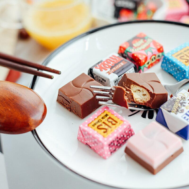 【TIROL松尾】巧克力可愛繽紛包增量裝 30枚入 210g チロルチョコ バラエティパック 日本進口零食 3.18-4 / 7店休 暫停出貨 2