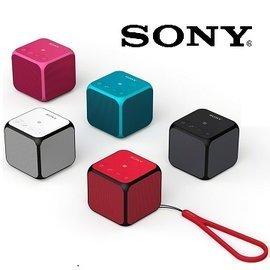 【集雅社】SONY SRS-X11 藍芽喇叭 方塊 NFC 可通話 公司貨