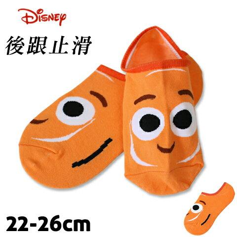【esoxshop】迪士尼 矽膠止滑 隱形襪 尼莫款 海底總動員 台灣製 Disney