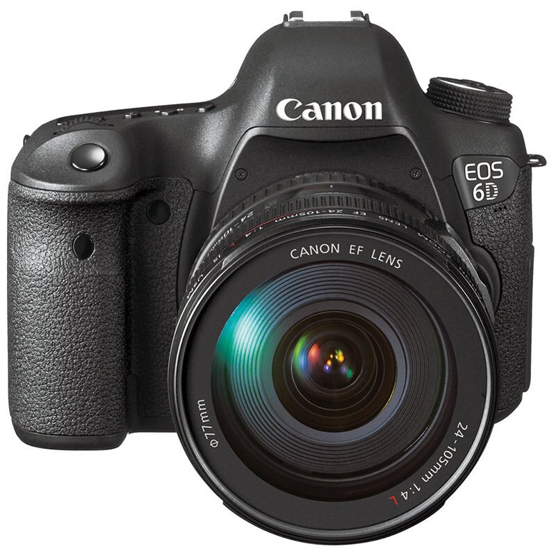 ~相機 ~ Canon EOS 6D KIT 含24~105mm F4L 全片幅 登錄送好