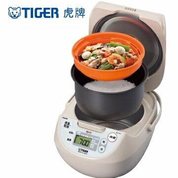 TIGER 虎牌 6人份 tacook 微電腦電子鍋 JBV-T10R ★2015年新品上市! 日本原裝進口!