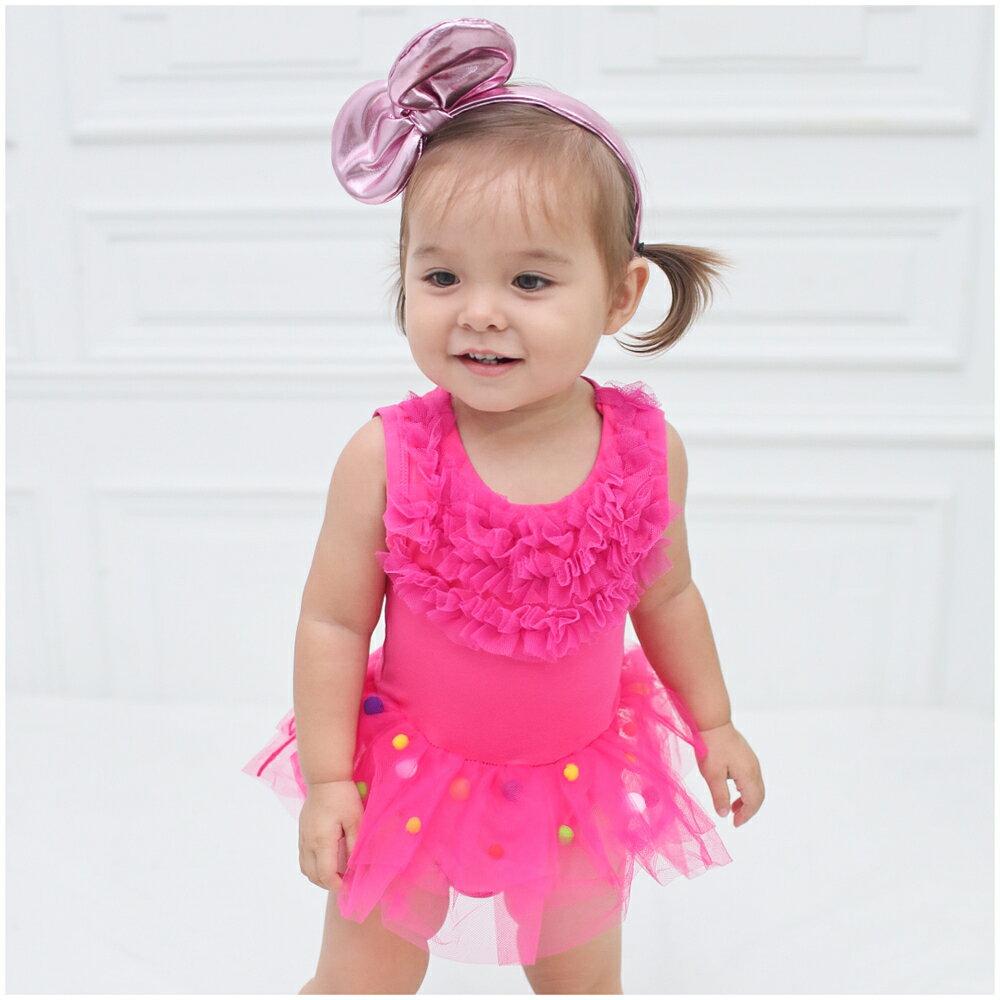 Augelute Baby 禮服蓬蓬紗包屁裙 32156