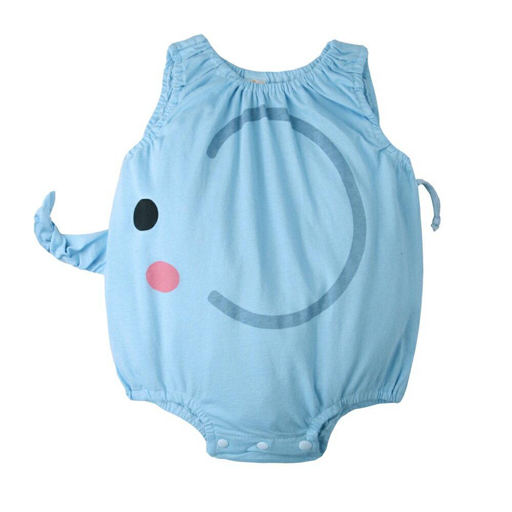 Augelute Baby 可愛動物款 無袖連身衣 41271 5