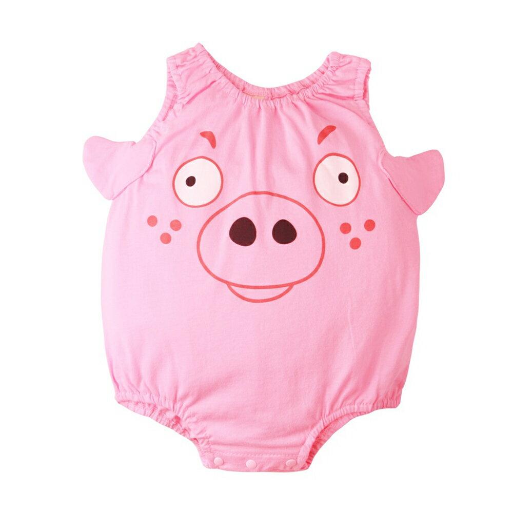 Augelute Baby 可愛動物款 無袖連身衣 41271 6