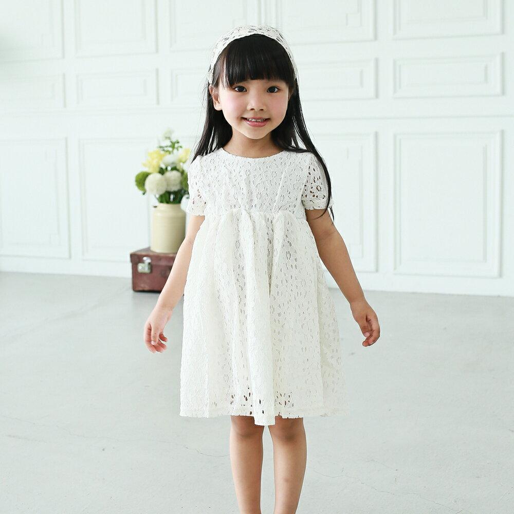 Augelute 典雅細緻蕾絲洋裝 52289