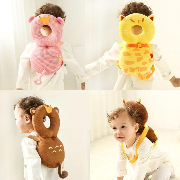 防摔護頭枕學步護頭墊嬰兒學走路86007
