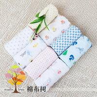 彌月寢具用品推薦到新生兒 抱被 有機棉 襁褓 小被單 安撫被 彌月禮盒 小被子88002(好窩生活節)就在baby童衣推薦彌月寢具用品