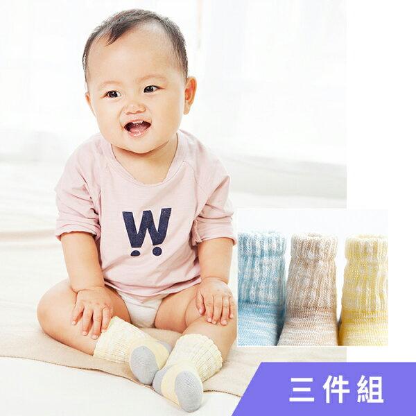 baby童衣:預購竹節鬆口中筒襪y7007