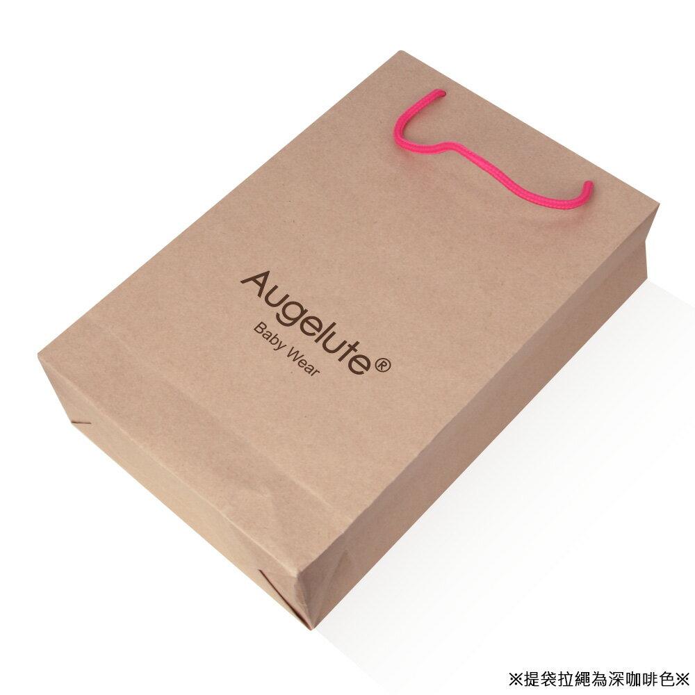Augelute 質感環保手提牛皮紙袋 60208