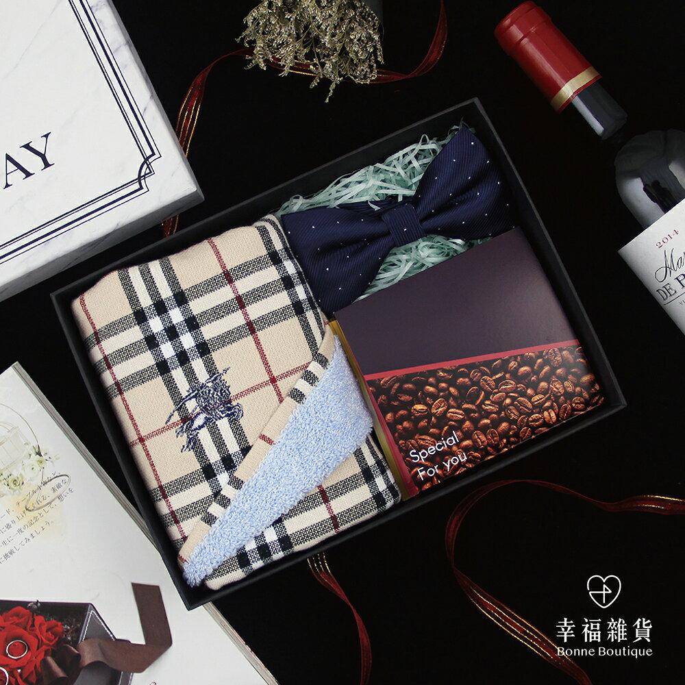 Burberry毛巾領結禮盒
