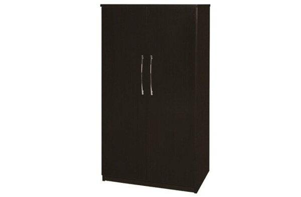 【石川家居】823-04胡桃色衣櫥(CT-104)#訂製預購款式#環保塑鋼P無毒防霉易清潔