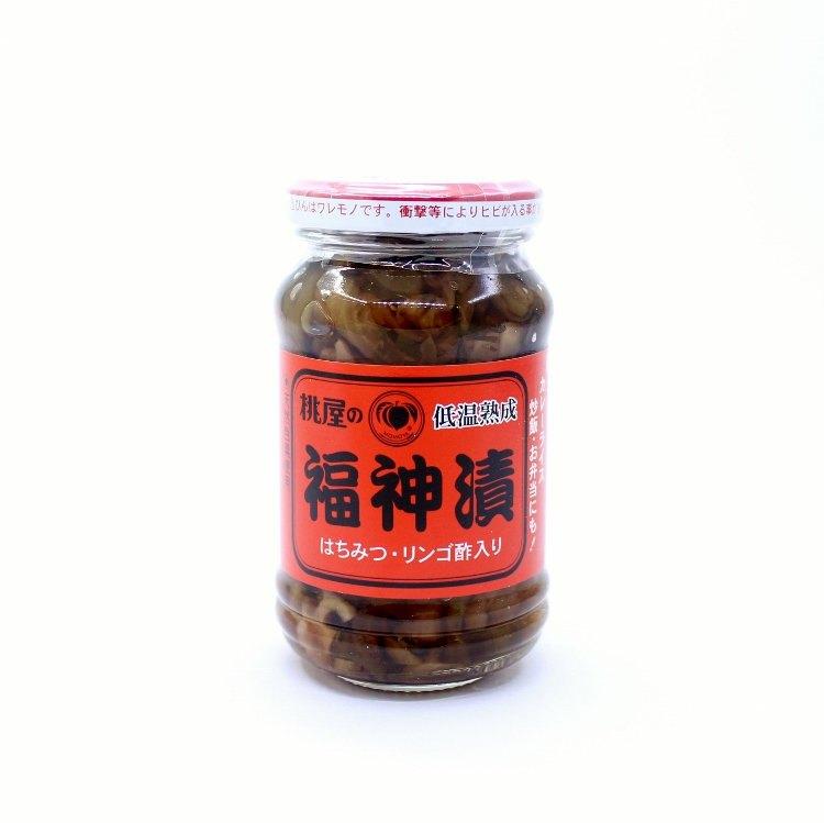 【桃屋】福神漬 蔬菜漬罐 145g 日本進口美食