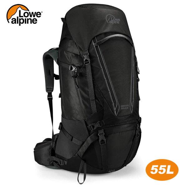 LowealpineDIRANFMQ-04-55登山背包(55+10L)城市綠洲(後背包、登山背包、重裝背包)