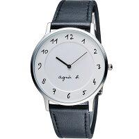 agnès b.眼鏡推薦到agnes b.法式手寫藝術時尚錶 VJ20-K240LB BJ5004X1就在寶時鐘錶推薦agnès b.眼鏡