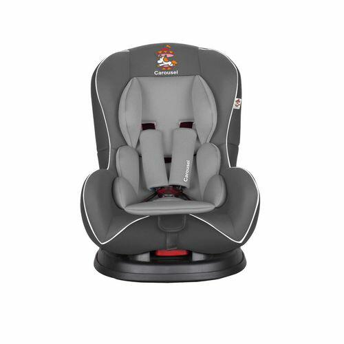★衛立兒生活館★Carousel 成長型汽座0至4歲(金屬灰)-安全座椅