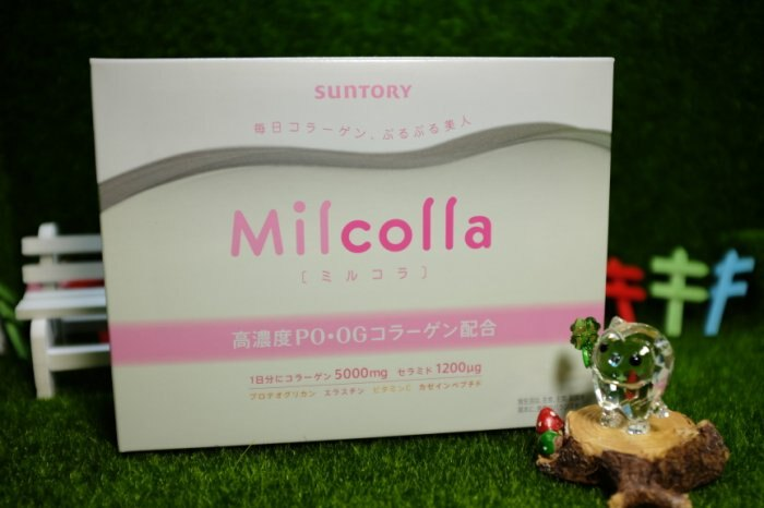 317000#三得利 蜜露珂娜 膠原蛋白 6.5g*30包/盒#Milcolla SUNTORY