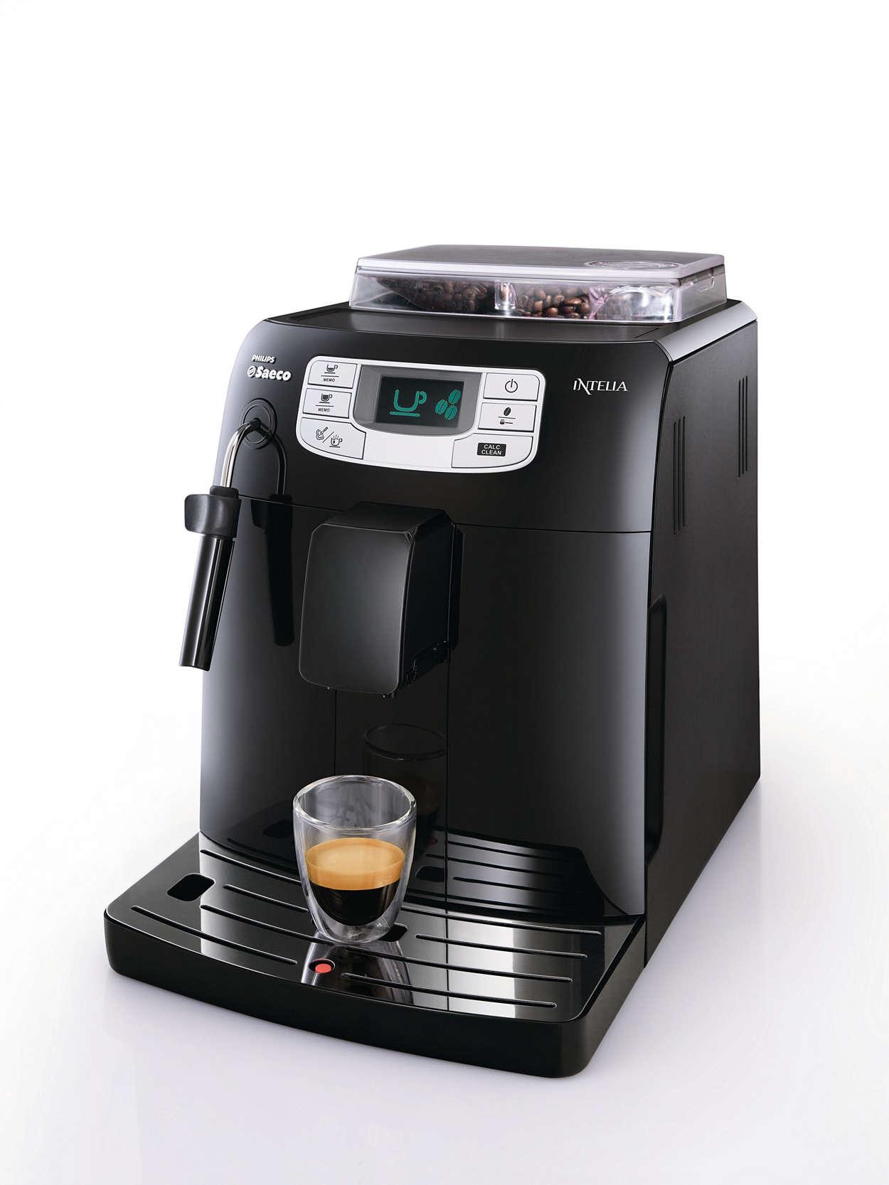 飛利浦 Philips Saeco Intelia全自動義式咖啡機 HD8751
