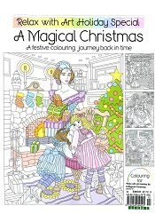 Relax with Art Holiday Sp A Magical Christmas