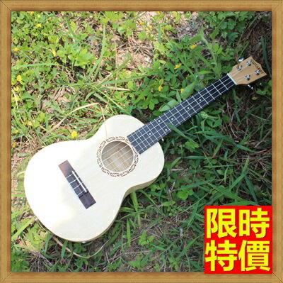 ★烏克麗麗ukulele-電箱版23吋椴木合板夏威夷吉他四弦琴弦樂器3款69x17【獨家進口】【米蘭精品】