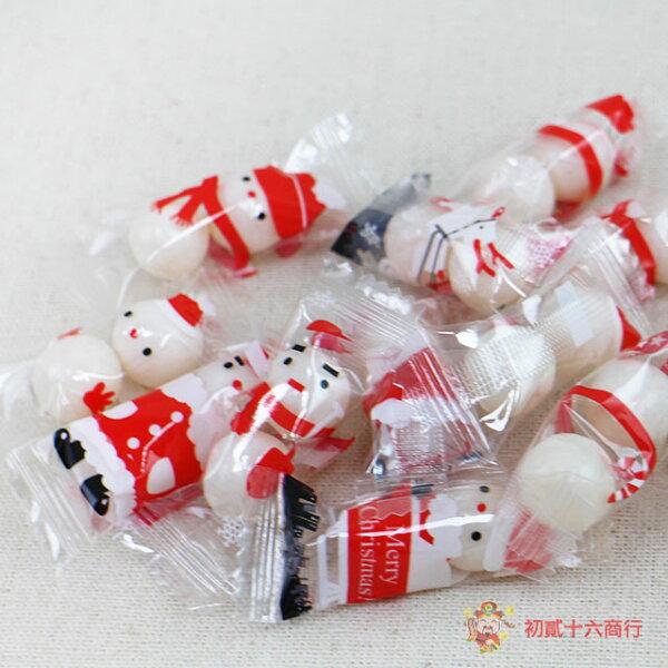 【0216零食會社】聖誕果維軟糖