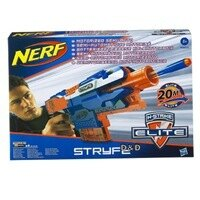 【 NERF 樂活打擊 】殲滅者自動衝鋒槍
