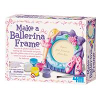 ~ 4M ~芭蕾舞者相框 Make A Ballerina Frame
