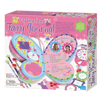 ~ 4M ~花精靈收藏日誌 My Very Own Fairy Journal