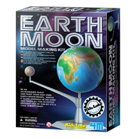 ~ 4M ~地球和月亮 Earth~Moon Model Making Kit