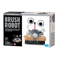 ~ 4M ~毛刷怪機器人 Brush Robot